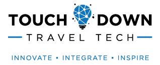 Touch Travel Tech Logo